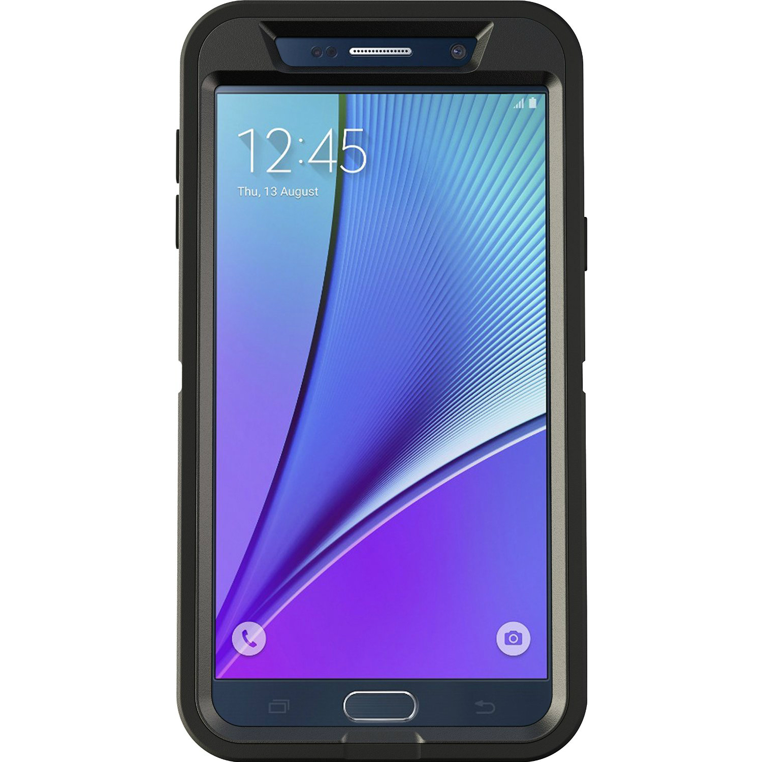 Samsung Galaxy Note 5 Otterbox Defender Series Hybrid Case