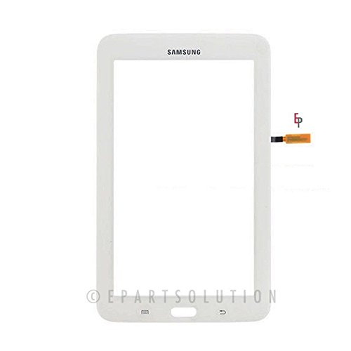 samsung galaxy tab 3 lite sm t110 touch screen digitizer glass white replacement for sale in. Black Bedroom Furniture Sets. Home Design Ideas