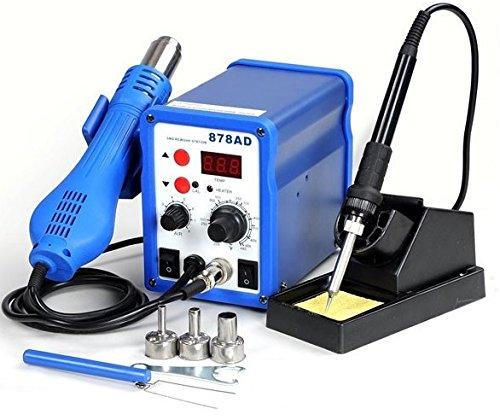 soldering iron rework station hot air gun heat gun holder welder for sale in jamaica. Black Bedroom Furniture Sets. Home Design Ideas