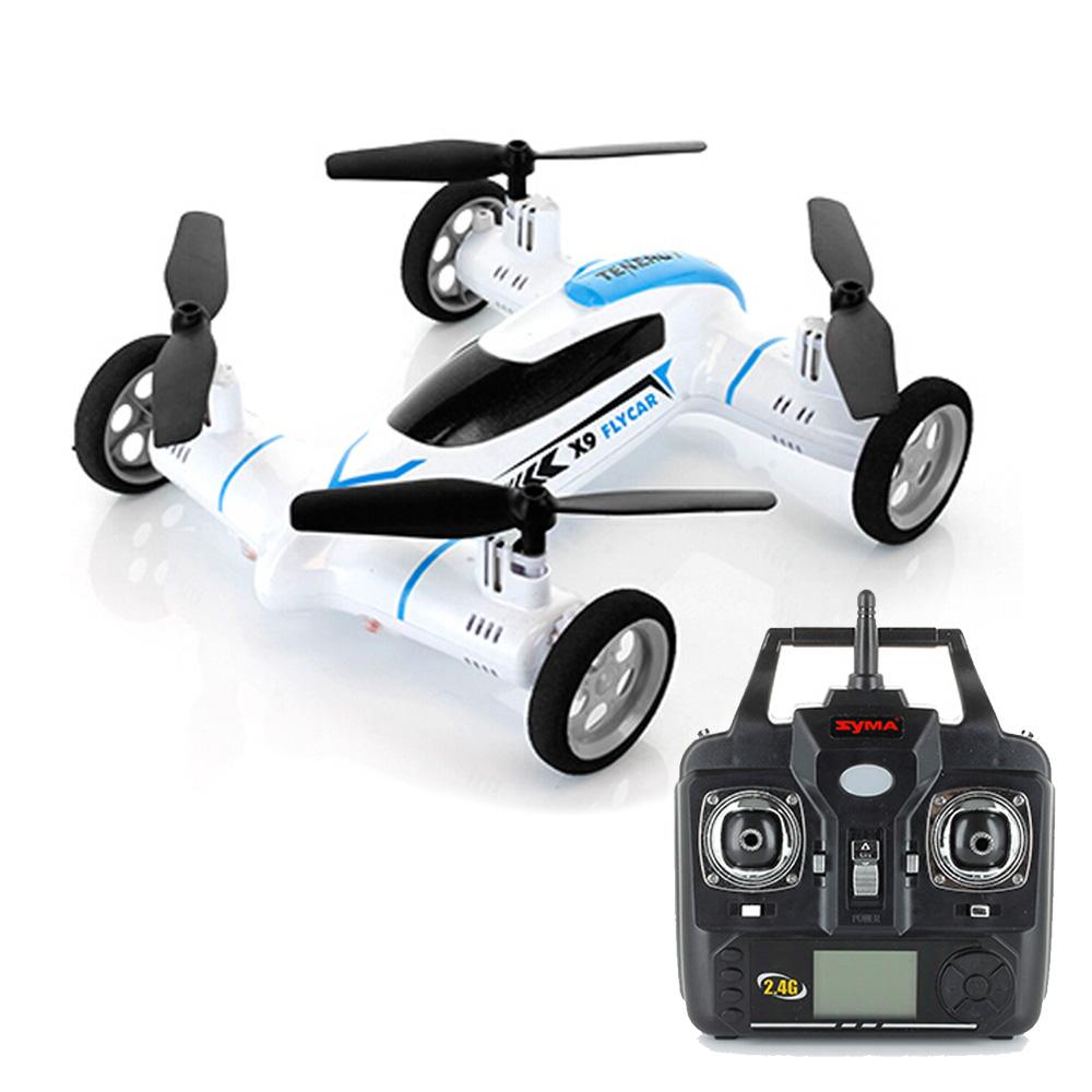 Wholesale Car Parts >> FlyCar X9 RC Remote Control Quadcopter Drone Flying Car by Syma for sale in Jamaica | JAdeals.com