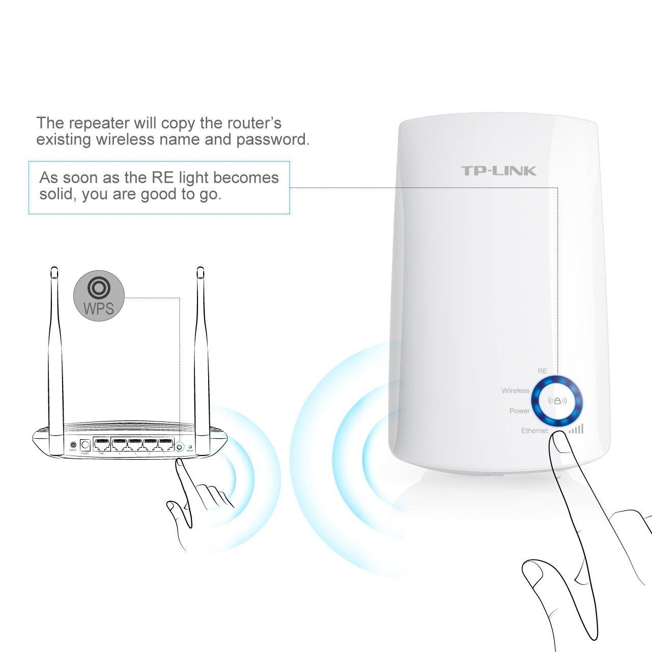 Tp Link N300 Wifi Range Extender Jadeals Com