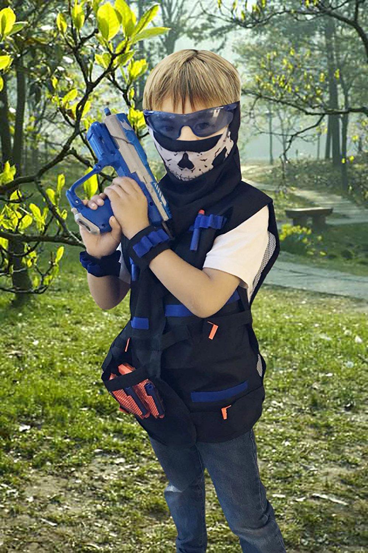 Tactical Vest Kit for Nerf Guns ...