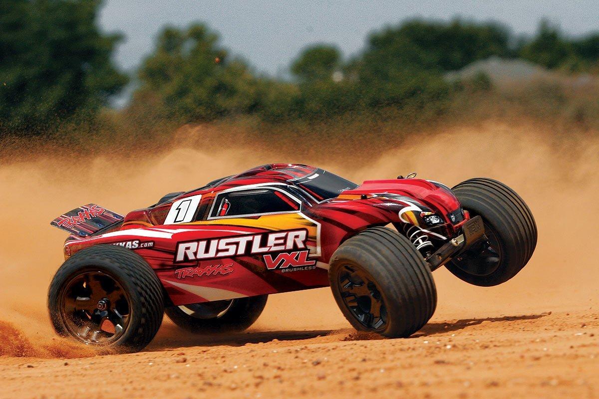 Traxxas Rustler Rc Car Parts