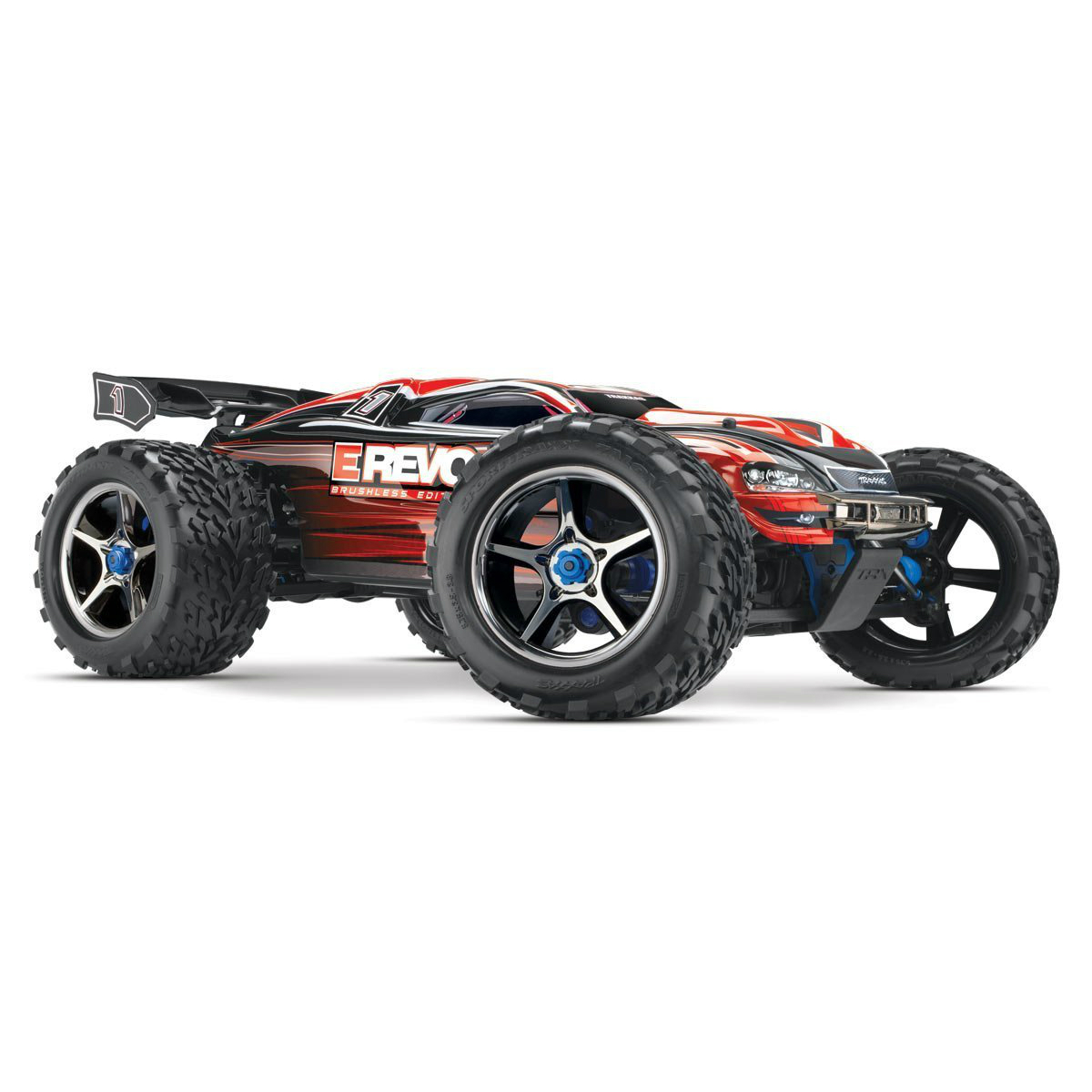 Traxxas 56086 4 E Revo Racing Monster Truck For Sale In