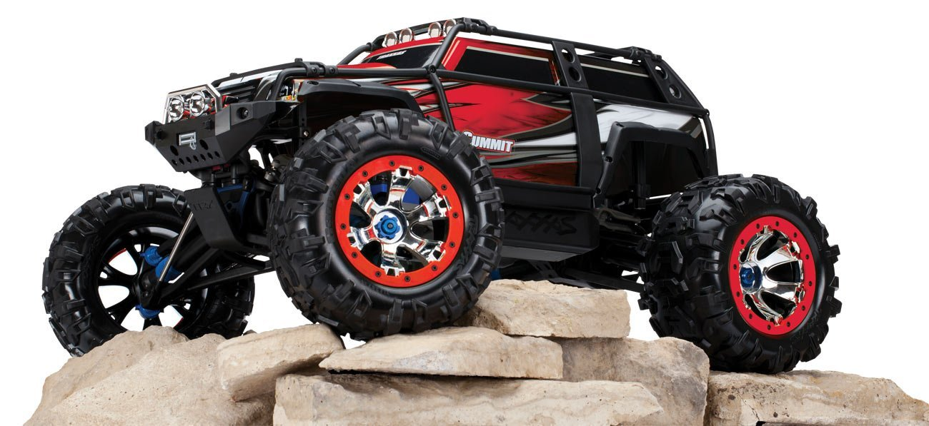 Traxxas Summit 4wd Electric Extreme Terrain Monster Truck