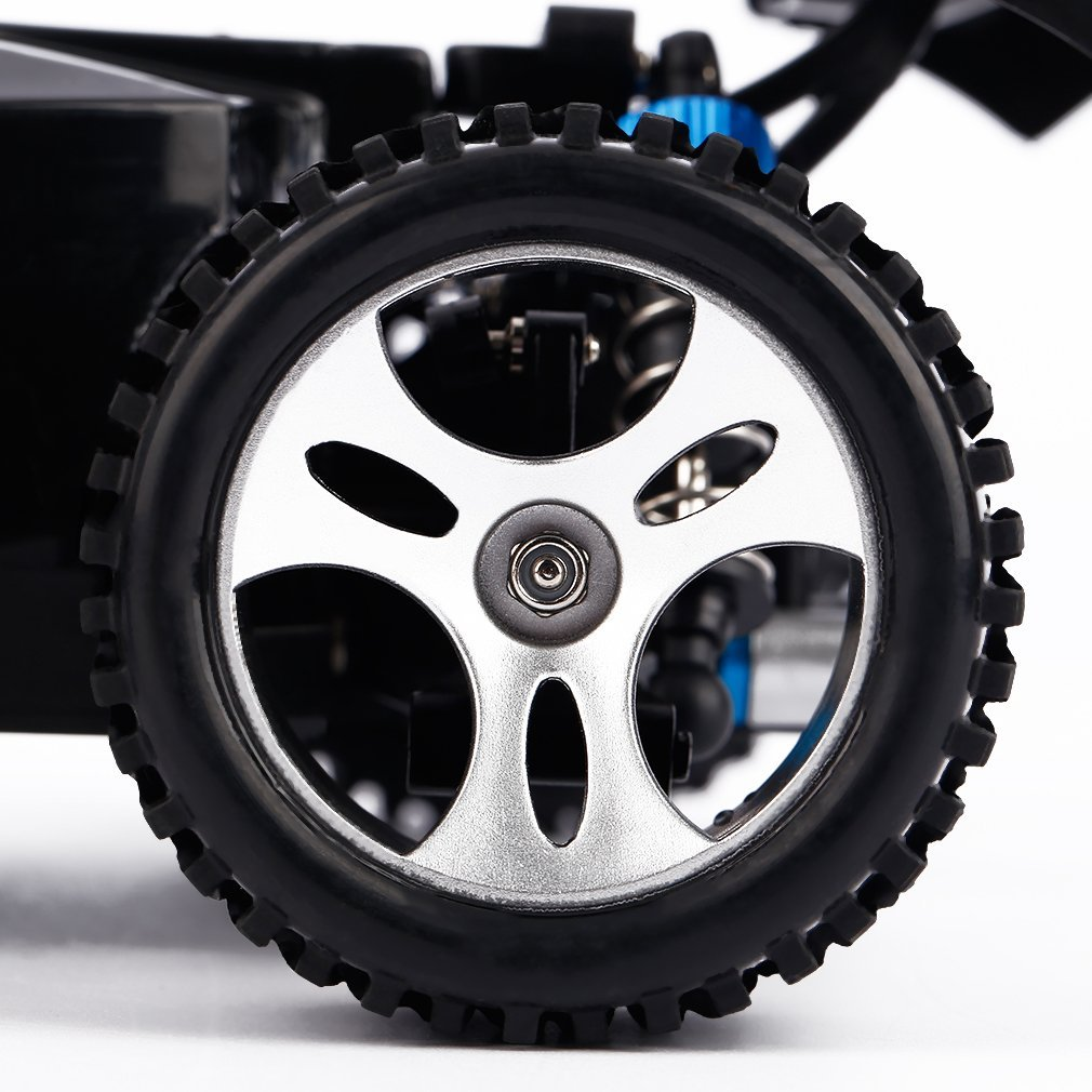 Fast Electric 45km H Remote Control Rc Toy Car 4wd 118 Buggy Wltoys