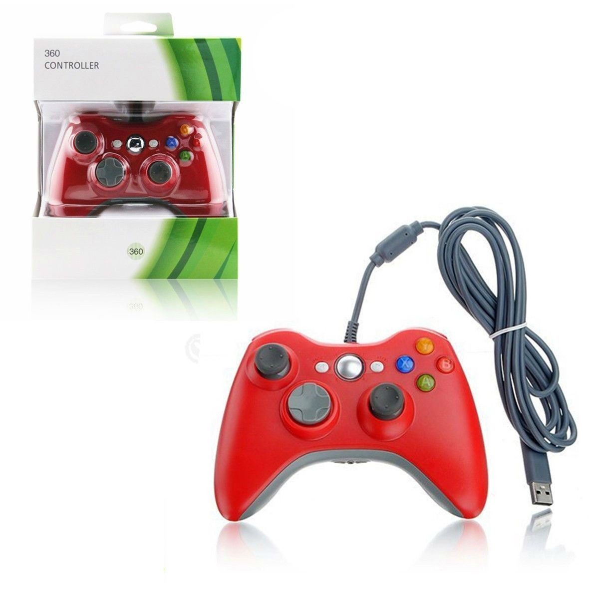 Wired USB Xbox 360 Gamepad Controller for sale in Jamaica | JAdeals.com