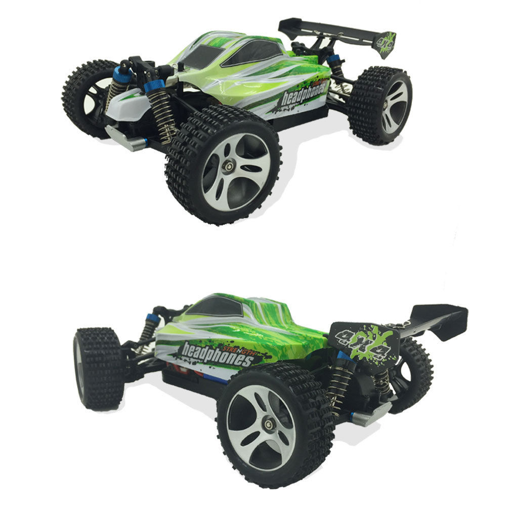 Fast Electric 70km/h Remote Control RC Toy Car 4WD 1:18