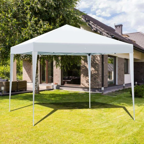 Yaheetech Outdoor Pop Up Portable Shade Instant Folding Canopy Tent For Sale In Jamaica Jadeals Com