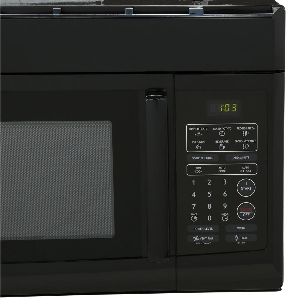 Magic Chef 1 6 Cu Ft Over The Range Microwave Available