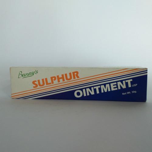 Bunny's Sulphur Ointment