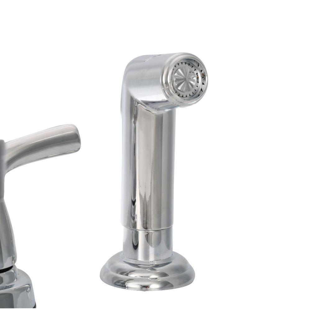 Glacier Bay Kitchen Faucet Adjustment