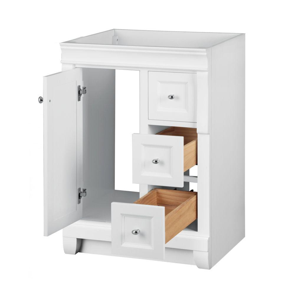 Foremost Naples 24 In W Bath Vanity Cabinet With Right Hand Drawers For Sale In Jamaica
