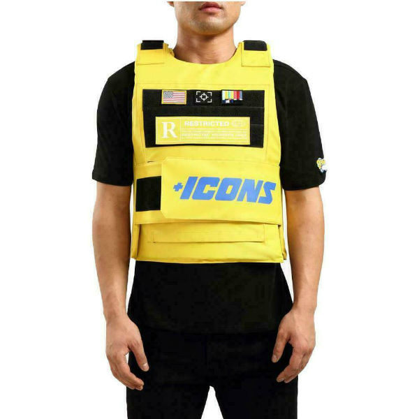 Icon Tactical Fashion Bullet Proof Style Vest for sale in ...