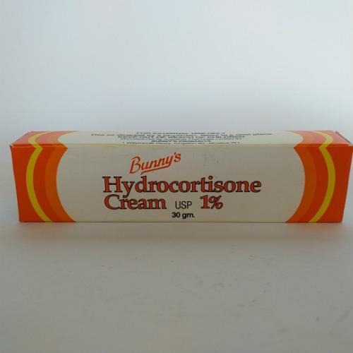 Bunny's Hydrocortisone Cream 1%
