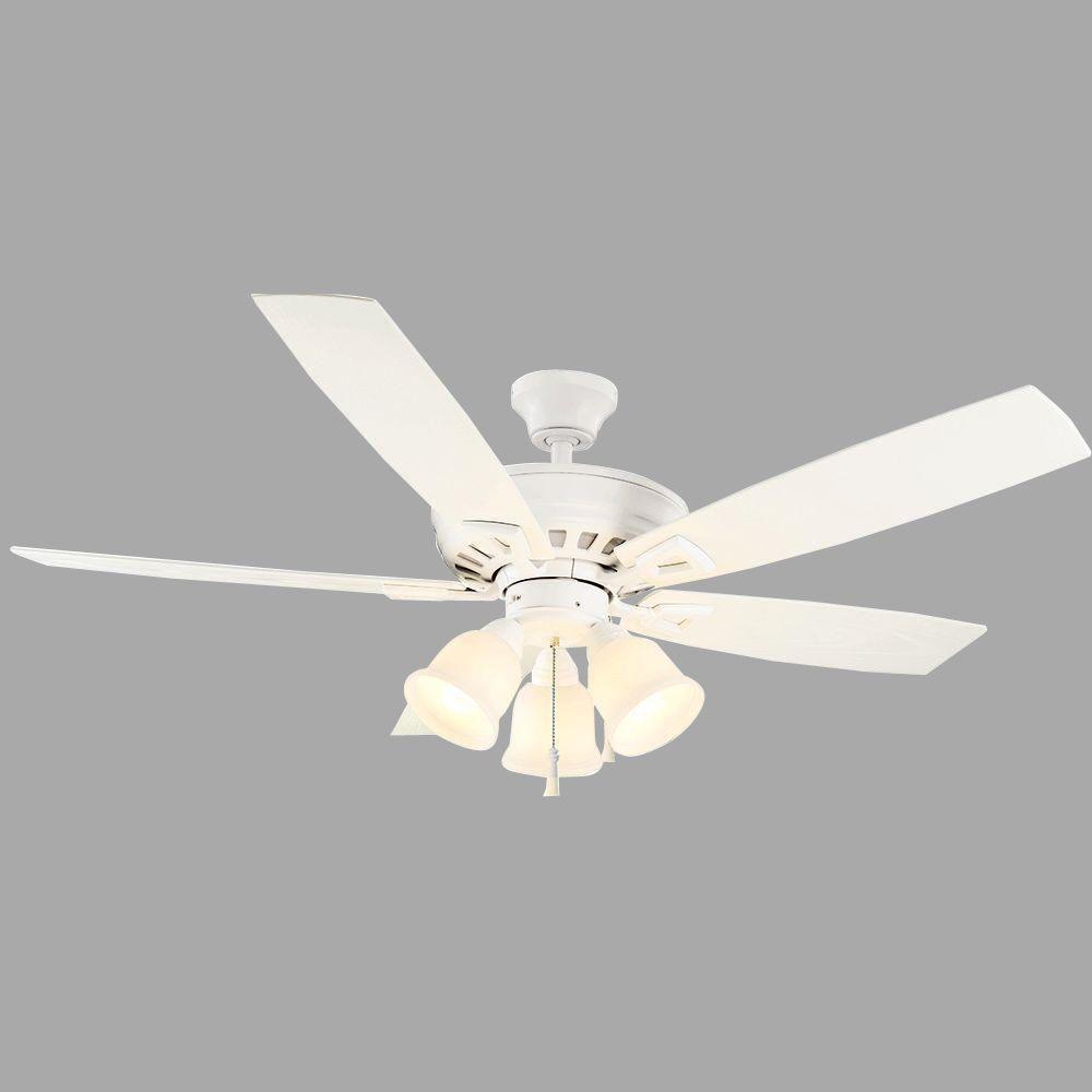 Gazelle 52 In Indoor Outdoor Natural Iron Ceiling Fan