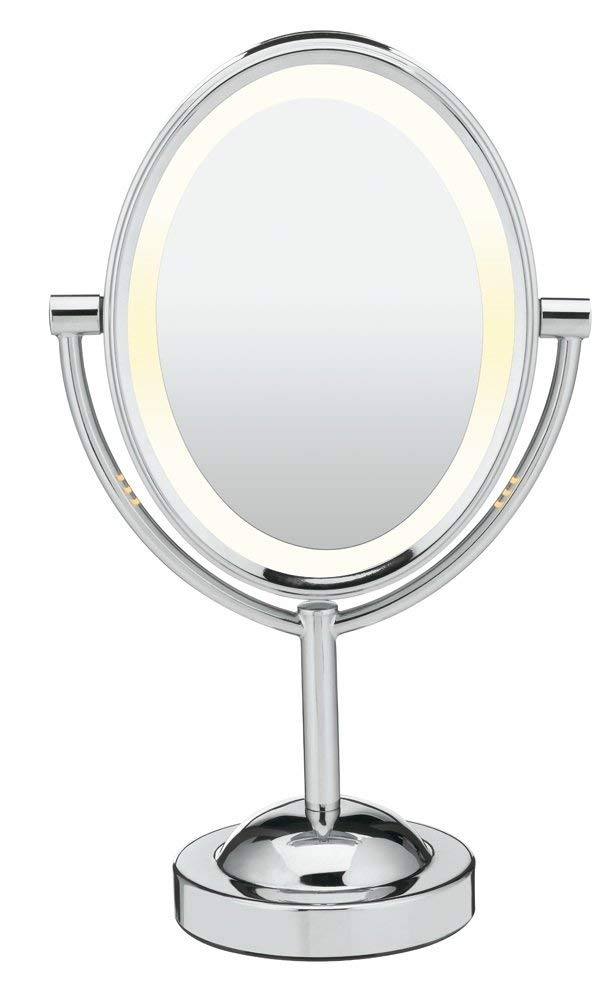 Conair Double Sided Lighted Makeup Mirror For Sale In
