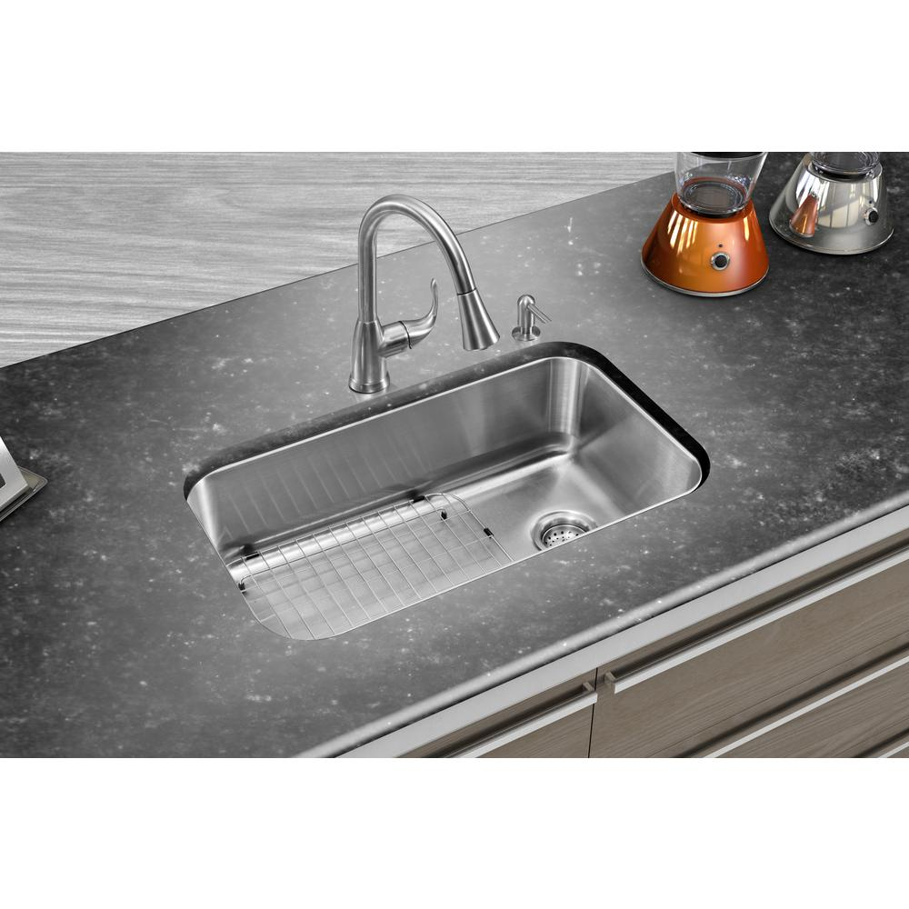 How To Install Glacier Bay Kitchen Faucet