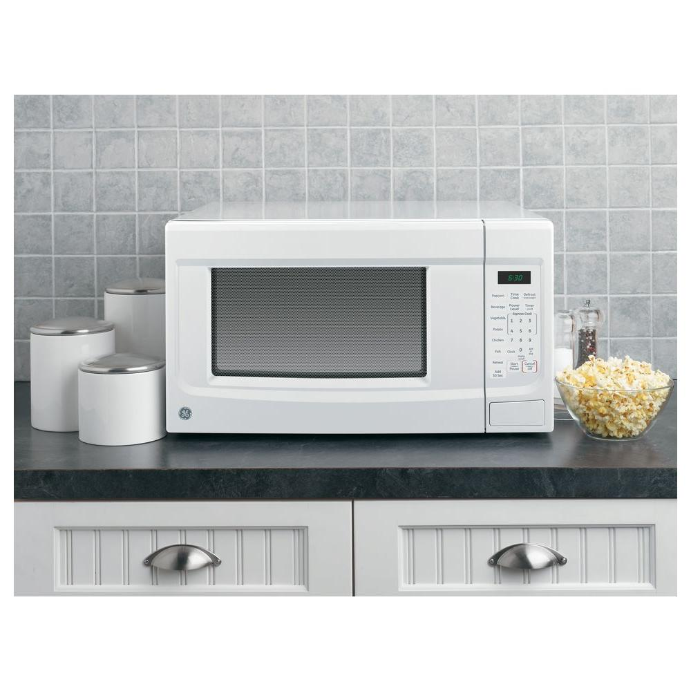 Microwave Ovens Countertop ~ Ge cu ft countertop microwave for sale in jamaica