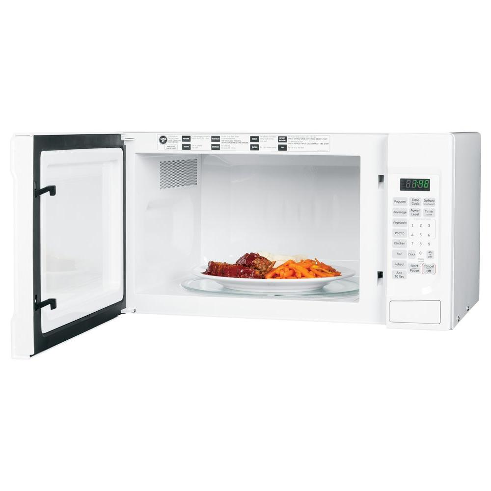 Ge 1 4 Cu Ft Countertop Microwave For Sale In Jamaica